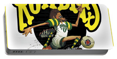 Rowdies Old School Portable Battery Charger
