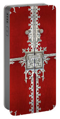 Royal Door Of Sintra Portable Battery Charger