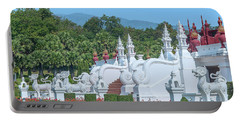 Royal Park Rajapruek Grand Pavilion Stairway Guardians Dthcm2607 Portable Battery Charger