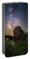 Portable Battery Charger featuring the photograph Royalty  by Aaron J Groen