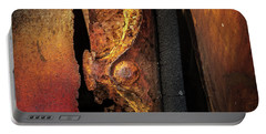 Rusty Colours Portable Battery Charger