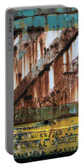 Rusty Crane Portable Battery Charger