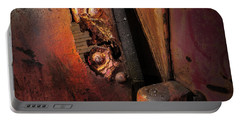 Rusty Hinge Portable Battery Charger