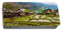 Sa Pa, Vietnam Landscape Portable Battery Charger