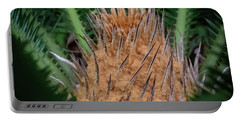 Sago Palm Portable Battery Charger