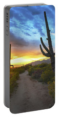 Saguaro Trail Portable Battery Charger