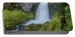 Sahalie Falls, Summer Portable Battery Charger