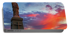 Saint Joseph Sunset  Portable Battery Charger