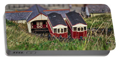 Saltburn Tramway Portable Battery Charger