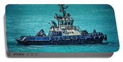 Salvage Tug Boat Portable Battery Charger