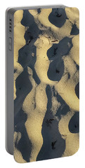 Sand Ripples Portable Battery Charger