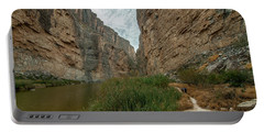 Santa Elena Canyon Hikers Portable Battery Charger