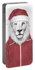 Santa Lion  Portable Battery Charger