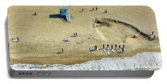 Santa Monica Beach 2 Portable Battery Charger