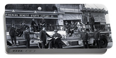 Santa Monica Firemen 1920 Portable Battery Charger