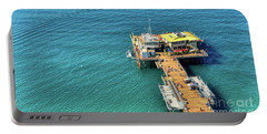 Santa Monica Harbour Portable Battery Charger