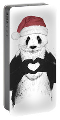 Santa Panda Portable Battery Charger