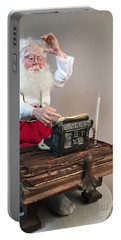 Santas List Portable Battery Charger