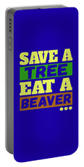 Save A Tree Portable Battery Charger