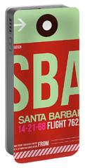 Sba Santa Barbara Luggage Tag II Portable Battery Charger