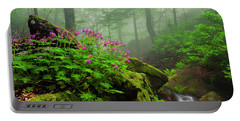 Scent Of Spring Portable Battery Charger