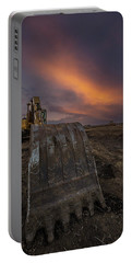 Portable Battery Charger featuring the photograph Scoop by Aaron J Groen