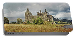 Scotland. Loch Awe. Kilchurn Castle. Portable Battery Charger