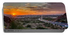 Scottsdale Sunset Portable Battery Charger