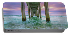 Scripps Pier Wave Portable Battery Charger