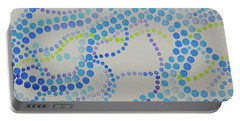 Sea Pearls Portable Battery Charger