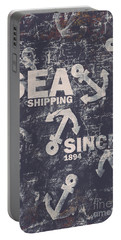Sea Shipping Since 1894 Portable Battery Charger