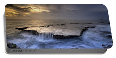 Sea Waterfalls Portable Battery Charger