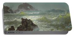 Seal Rock, California, 1872  Portable Battery Charger