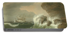 Seascape, 1835 Portable Battery Charger
