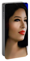 Selena Forever In Our Hearts Portable Battery Charger