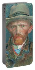 Self-portrait, 1888 Portable Battery Charger