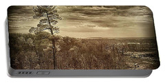 Sepia Sunset Portable Battery Charger