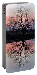 Serenity At Sunset Portable Battery Charger