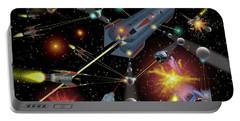 Sferogyls Space Battle Group Portable Battery Charger