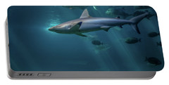 Shark Attack Portable Battery Charger