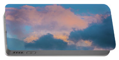 Shades Of Clouds Portable Battery Charger