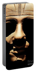 Portable Battery Charger featuring the photograph Shadows Of Ancient Egypt by Sue Harper