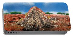 Shell Mound Portable Battery Charger
