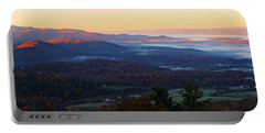 Shenandoah Mountains Portable Battery Charger