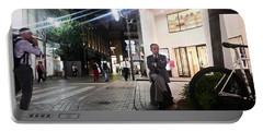 Shinjuku Man Portable Battery Charger