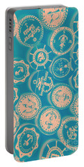 Ship Shape Nautical Designs Portable Battery Charger
