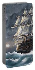 Ship Voyage Portable Battery Charger
