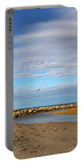 Shoreside Serenity Cape Cod Portable Battery Charger