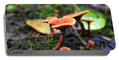 Shrooms Portable Battery Charger