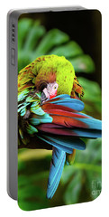 Shy Parrot Portable Battery Charger